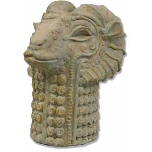 Llama Head Sculpting
