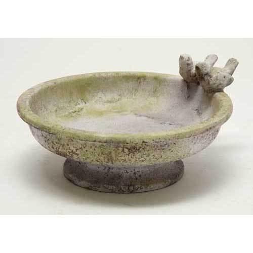 Finch Bird Bath 6in