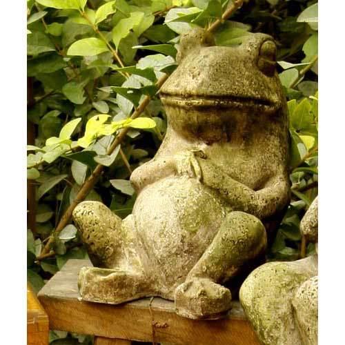 Laid Back Frog 7