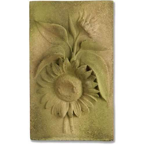 Sunflower Plaque