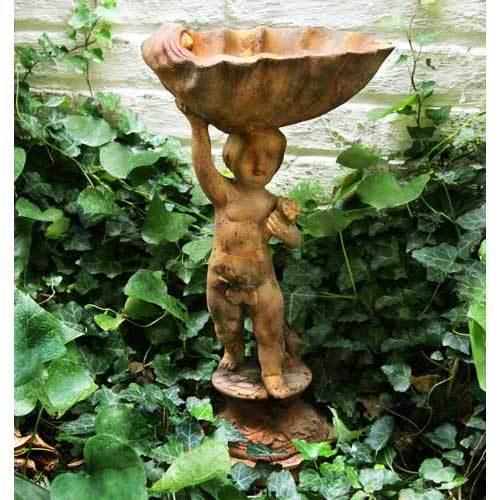 Lucca Child Birdbath  22