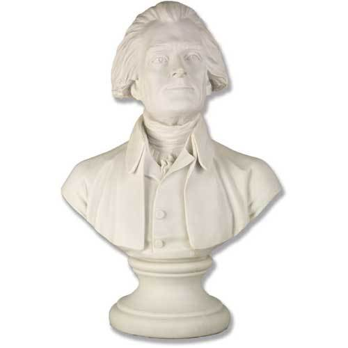 Thomas Jefferson Bust-20