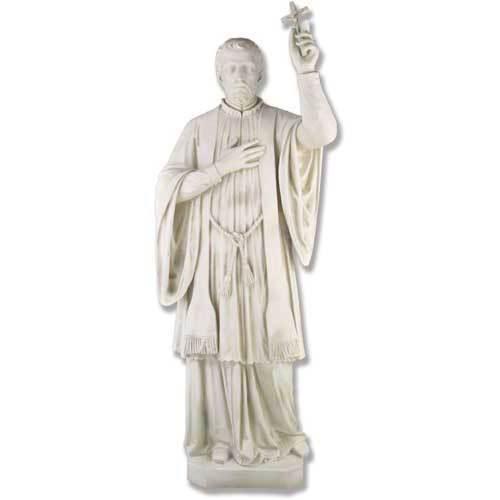 "Saint Francis Xavier 68"" H"