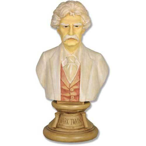 Mark Twain 18  (Detailed)