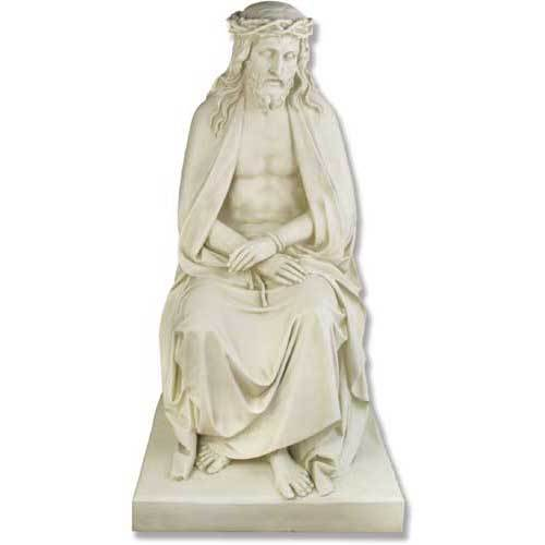 Seated Christ