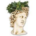 Apollo Head Planter 17