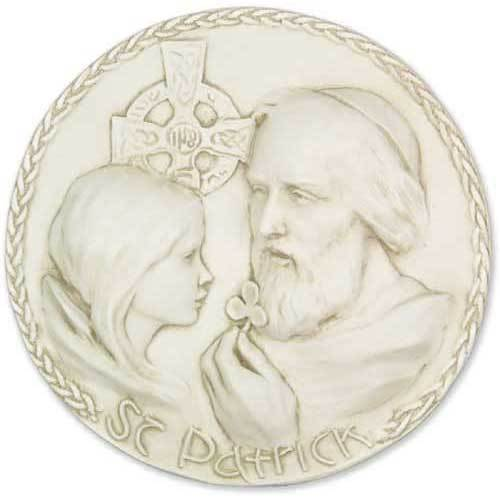 Saint Patrick Plaque