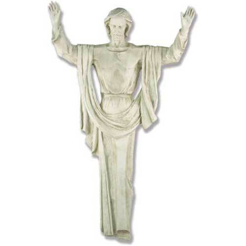 Rising Christ Wall Hanging 7