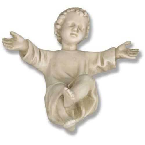N/A  Baby Jesus Antiq Nativity SEE F7821