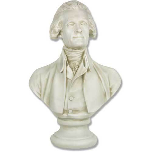 Thomas Jefferson 29 By Houdon