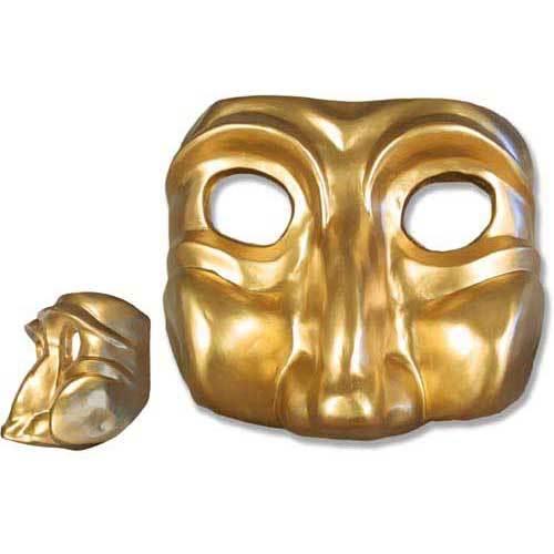 Mardi-Gras Mask(Short)