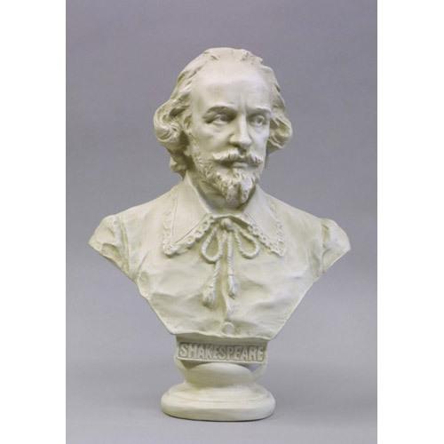 Shakespeare Informal Bust 18