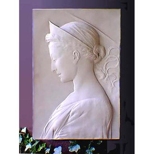 Saint Cecilia Plaque-Lg.