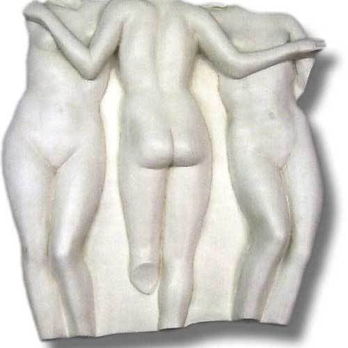 Three Graces Frieze 31