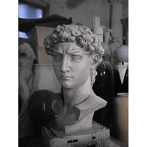 Head Of David From Orig-48