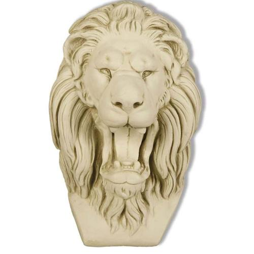 Grotesque Lion Mask 17