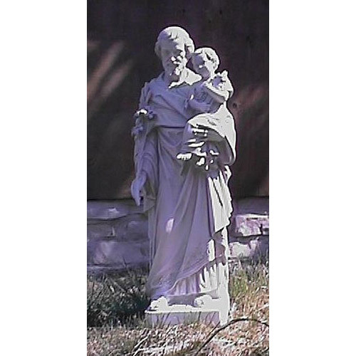 Saint Joseph,Child W/Cross 38