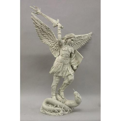 St. Michael W/Sword Fire 38