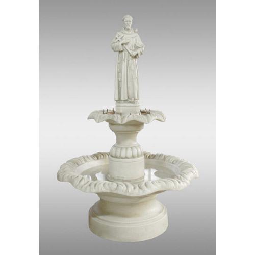Saint Francis Double Fountain