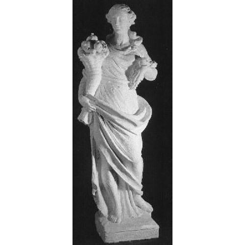 Goddess Of Cornucopia 72  H