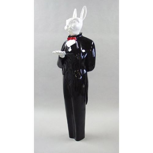 Tuxedo Rabbit 76