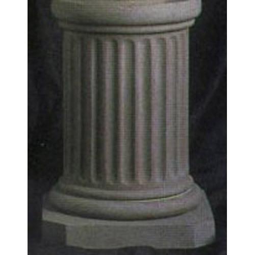 Short Fluted Pedestal 18