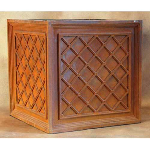 "Lattice Box 25"" H"