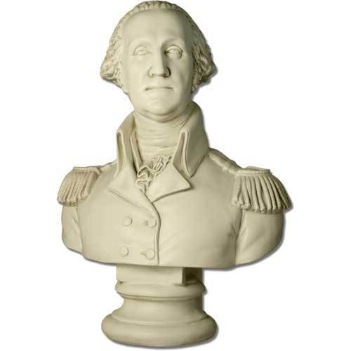 Washington Bust Oversized 35