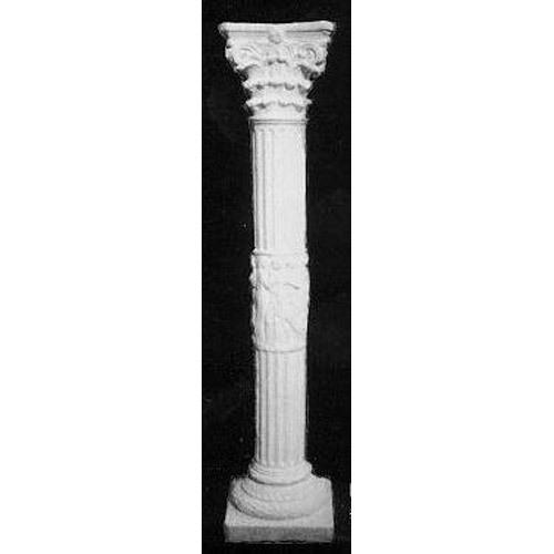 Roman Bath Pedestal