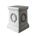 Wreath Pedestal 18