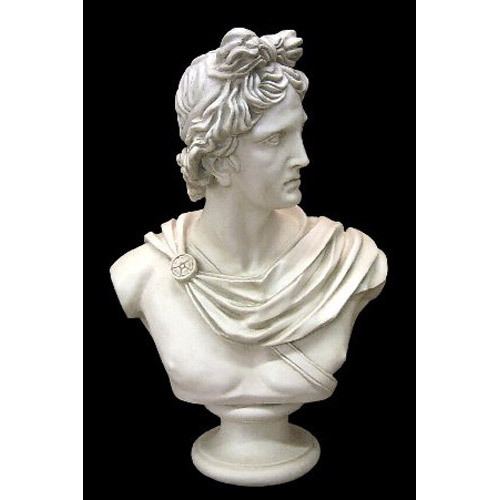 Apollo Bust Giant 38