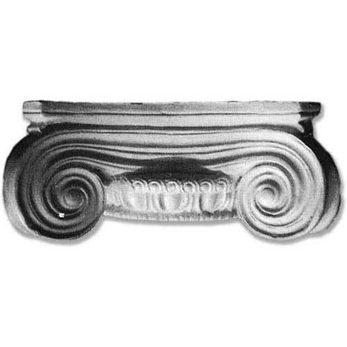 Greek Ionic Half Capital
