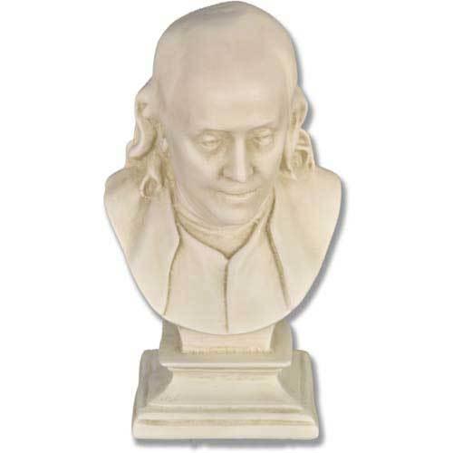 Franklin Bust 6