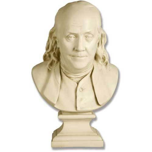 Franklin Bust by Houdon 23