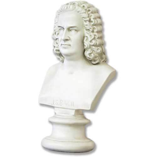 Bach Bust Medium   17 H