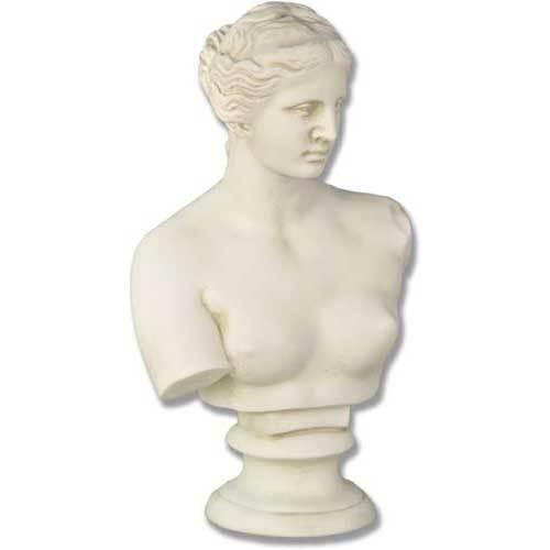 Venus De Milo Bust Small 13 H