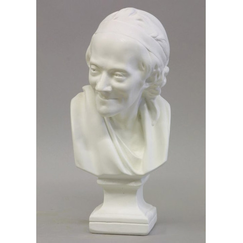 Voltaire Bust Sm    11 H