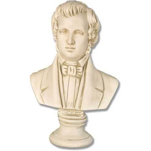 Chopin Bust Med 16