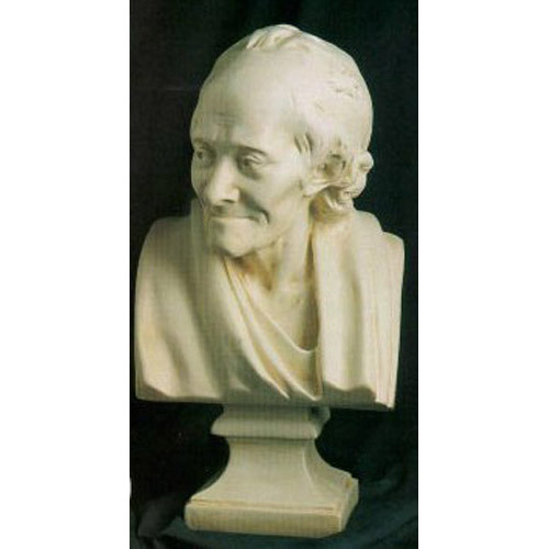 Voltaire Bust Lg