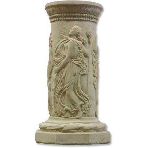 Dancing Muse Pedestal 22