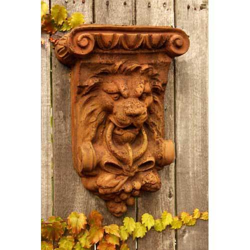 Lion Mascot Bracket 15