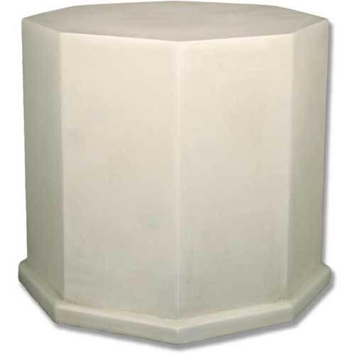 Octagon Pedestal 19.5