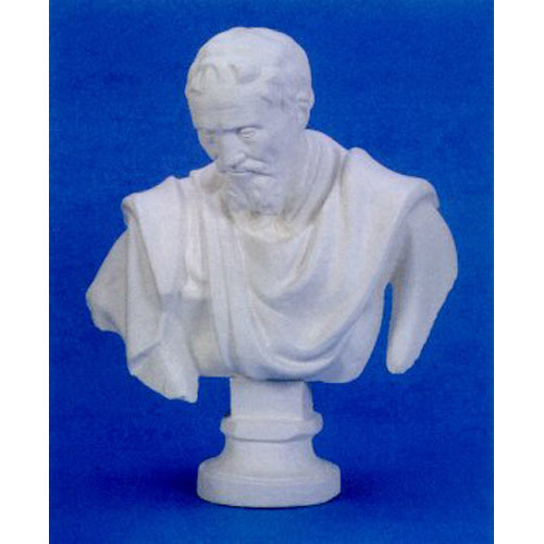 Michelangelo Bust 32  (Chest)