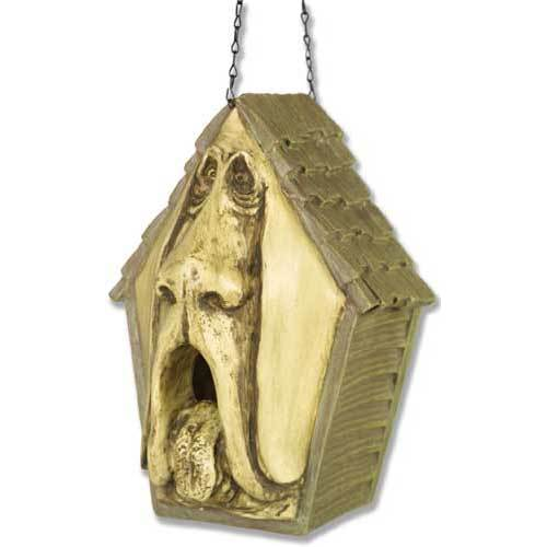 Baxter The Dog Birdhouse