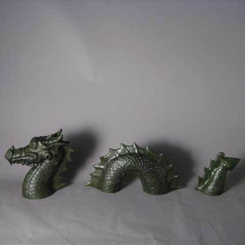 Moat Dragon (Mc) 12  3 Peices