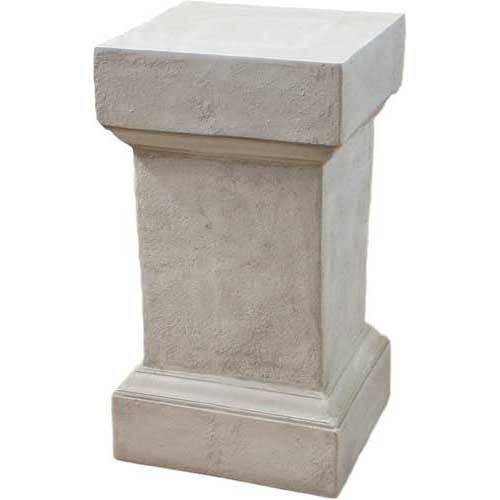 Weathered Square Pedestal 29