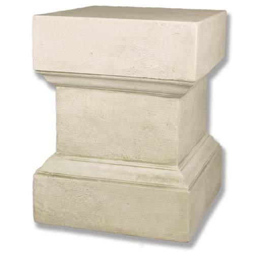 Weathered Square Pedestal 20