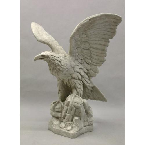 Eagle Facing Right