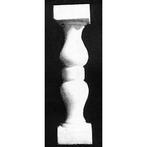 Double Bellies Baluster