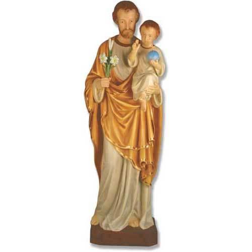 Saint Joseph And Child 49